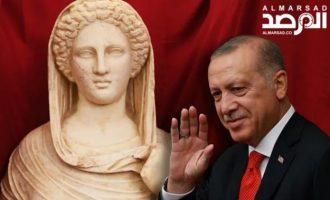 Ο Ερντογάν λεηλατεί τις αρχαιότητες της Λιβύης – Πρώτοι στο πλιάτσικο οι μισθοφόροι του