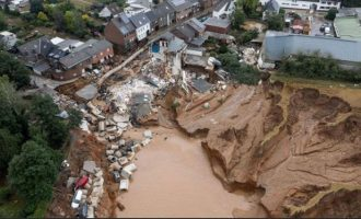 Στους 133 οι νεκροί από τις πλημμύρες στη Γερμανία
