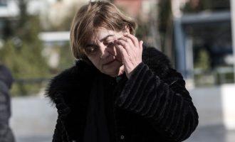 Τι είπε η μητέρα της Ελένης Τοπαλούδη για τη δολοφονία στη Φολέγανδρο