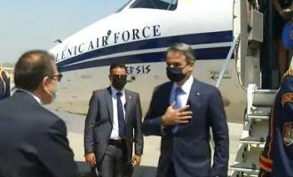 Το ταξίδι Μητσοτάκη στο Ιράκ αναβάλλεται για λόγους ασφαλείας