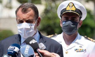 Νίκος Παναγιωτόπουλος: Η Ελλάδα θα βρίσκεται πάντα στο πλευρό της Κύπρου