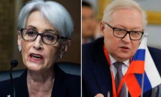 Αμερικανοί και Ρώσοι συζητούν κεκλεισμένων των θυρών στη Γενεύη