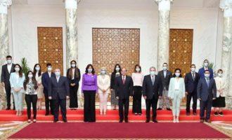 Σίσι: Πρότυπο το μοντέλο τριμερούς συνεργασίας Αιγύπτου-Ελλάδας-Κύπρου