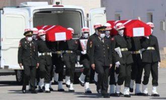 Οι Κούρδοι σκότωσαν Τούρκους στρατιώτες στη βόρεια Συρία