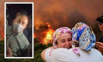 Η Τουρκία καίγεται γιατί δεν διαθέτει ούτε ένα πυροσβεστικό αεροσκάφος – Μπουγέλωσαν τον Τσαβούσογλου