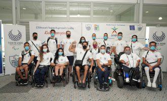 Καλή επιτυχία από τον ΟΠΑΠ στους Έλληνες αθλητές των Παραολυμπιακών Αγώνων του Τόκιο
