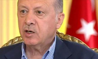 Ο Ερντογάν πήρε δάνειο από το ΔΝΤ και το κρύβει από τον τουρκικό λαό