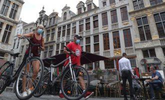 Βέλγιο: Τέλος τα περιοριστικά μέτρα για τον κορωνοϊό – Κατάργηση και της τηλεργασίας