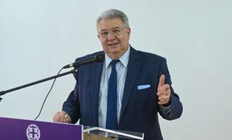 Χρυσουλάκης: Το Καστελλόριζο δεν είναι «500 χιλιόμετρα μακριά από την ηπειρωτική Ελλάδα» – Το Καστελλόριζο είναι Ελλάδα!
