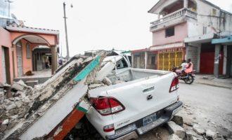 Τραγωδία στην Αϊτή: Τουλάχιστον 1.300 νεκροί και 5.700 τραυματίες από τον φονικό σεισμό