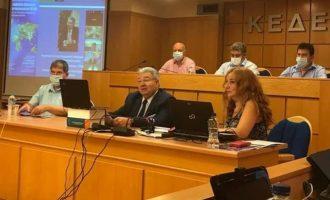 Χρυσουλάκης: Ας δημιουργήσουμε ένα κίνημα απόδημου εθελοντισμού, αγάπης για την πατρίδα και προσφοράς