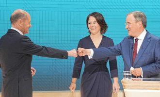 Handelsblatt: Ποιον προτιμούν για καγκελάριο της Γερμανίας οι Έλληνες