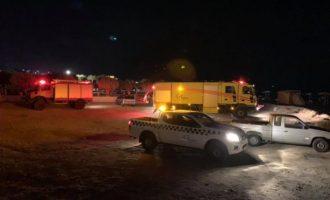 Δύο νεκροί Ισραηλινοί από την πτώση αεροσκάφους στη Σάμο