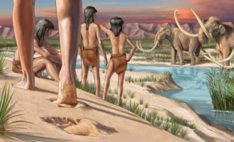 Βρέθηκαν στην Αμερική ανθρώπινες πατημασιές 23.000 ετών – Ανατροπή σε ό,τι νομίζαμε