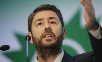Νίκος Ανδρουλάκης: Η χώρα έχει ανάγκη ένα κόμμα της σύγχρονης ευρωπαϊκής σοσιαλδημοκρατίας