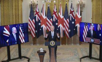 ΗΠΑ, Αυστραλία, Βρετανία συγκρότησαν αντι-Κίνα συμμαχία «αδειάζοντας» τη Γαλλία – Μπίζνα με υποβρύχια