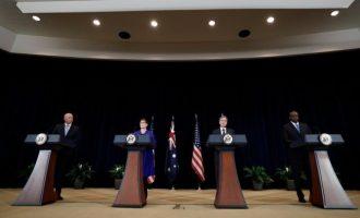 Άντονι Μπλίνκεν: Η Γαλλία είναι «ζωτικός σύμμαχος» των ΗΠΑ στην περιοχή του Ινδοειρηνικού