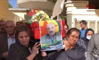 Η τουρκική MİT δολοφόνησε τον Κούρδο ηγέτη Γιασίν Μπουλούτ