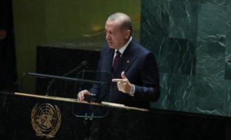 Έφυγε ηττημένος από τον ΟΗΕ ο Ερντογάν – Ούτε Μπάιντεν, ούτε Μητσοτάκη είδε και τώρα ουρλιάζει