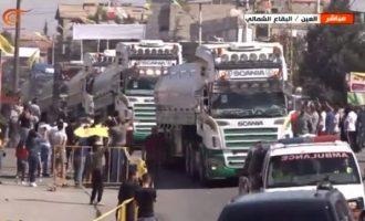 Λίβανος Χεζμπολάχ: Ιρανικά καύσιμα έφθασαν με βυτιοφόρα μέσω Συρίας