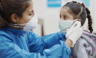 Αυξάνονται τα κρούσματα σε παιδιά – Το 27,6% των μολύνσεων της Τρίτης ανήλικοι