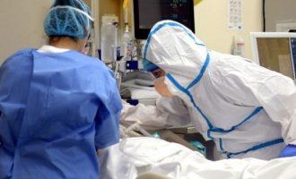 27χρονος νοσηλεύεται στη Μυτιλήνη με οξεία μυοκαρδίτιδα μετά τον εμβολιασμό του