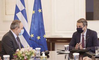 Μητσοτάκης: Μοναδικό αποδεκτό πλαίσιο διαπραγμάτευσης για το Κυπριακό οι αποφάσεις του Σ.Α. του ΟΗΕ