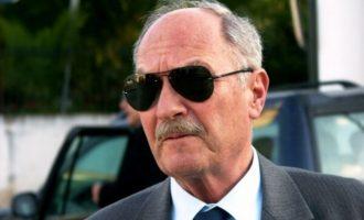 Εκτός φυλακής ο χρυσαυγίτης πρώην βουλευτής Μιχάλης Αρβανίτης