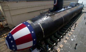 Aukus: Πυρηνοκίνητα υποβρύχια και τεχνητή νοημοσύνη στην Αυστραλία – Στόχος ΗΠΑ και Βρετανίας η Κίνα