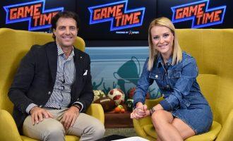 Ο Χάρης Κοπιτσής στο ΟΠΑΠ Game Time για το κυριακάτικο ντέρμπι των Δικεφάλων (βίντεο)