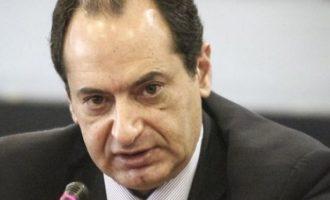 Σπίρτζης: Ένοπλη ληστεία σε τράπεζα στο κέντρο της Αθήνας επί «Νόμου και Τάξης» του Μητσοτάκη