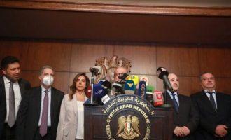 Ο Λίβανος θα προμηθευτεί φυσικό αέριο και ηλεκτρικό ρεύμα μέσω Συρίας με αμερικανικές ευλογίες