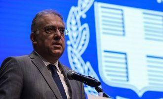 Θεοδωρικάκος: Η ελληνική κοινωνία δεν έχει διάθεση για συγκρούσεις και φασαρίες