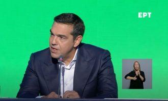Αλ. Τσίπρας: Ο Πλεύρης είναι γνωστός για τις αντισημιτικές του απόψεις – Είναι αντιεμβολιαστής