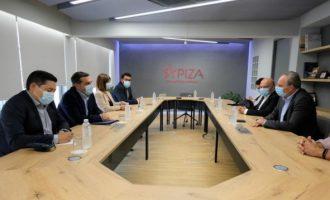 Τσίπρας-Στεφάνου: Θετική η πρόταση του ΑΚΕΛ για το Κυπριακό