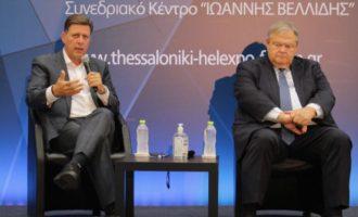 Βαρβιτσιώτης: Ενδεχομένως το πάθημα από τη διαχείριση της ελληνικής οικονομικής κρίσης να έγινε μάθημα για την ΕΕ