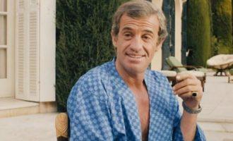Πέθανε ο Γάλλος ηθοποιός Ζαν-Πολ Μπελμοντό σε ηλικία 88 ετών